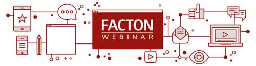 FACTON Webinar Logo