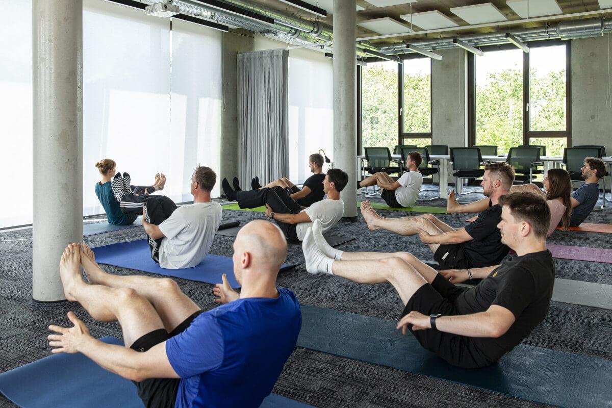 facton-potsdam-office-yoga
